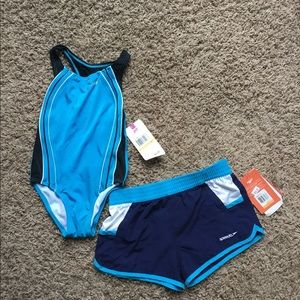 Speedo 2 piece set